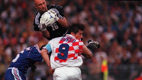France & Croatia promise legends of 1998 won't play in 2018 World Cup final