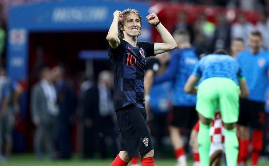 Croatia Head Coach Deserves All Credit for Country's Success at 2018 World Cup - Modric