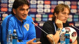 Croatia Coach Dalic Not Worried About Team's Physical Condition Ahead of World Cup Final