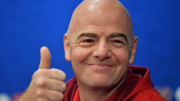 FIFA President Infantino Says Over 99% of Referees' Decisions Now Correct Thanks to VAR
