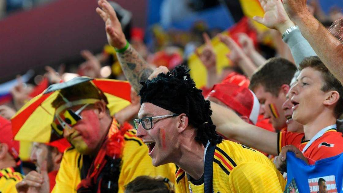 Almost 450,000 fans attend World Cup matches in St. Petersburg