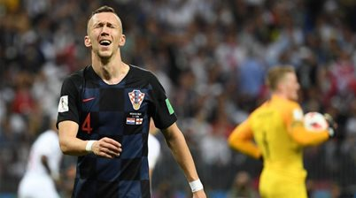 Perisic trains individually ahead of World Cup final