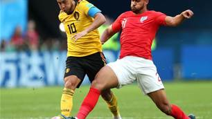 Hazard says Belgium had almost perfect World Cup