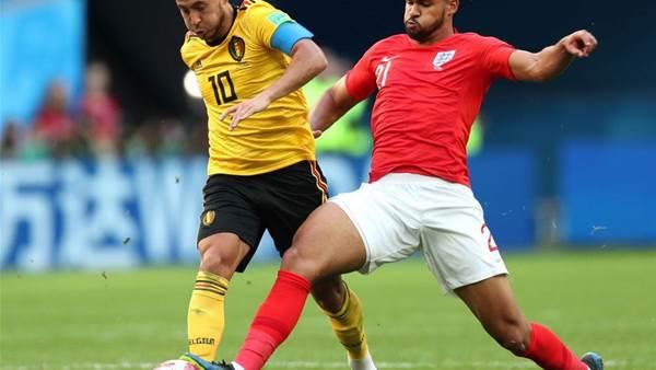 Hazard says Belgium had almost perfect World Cup