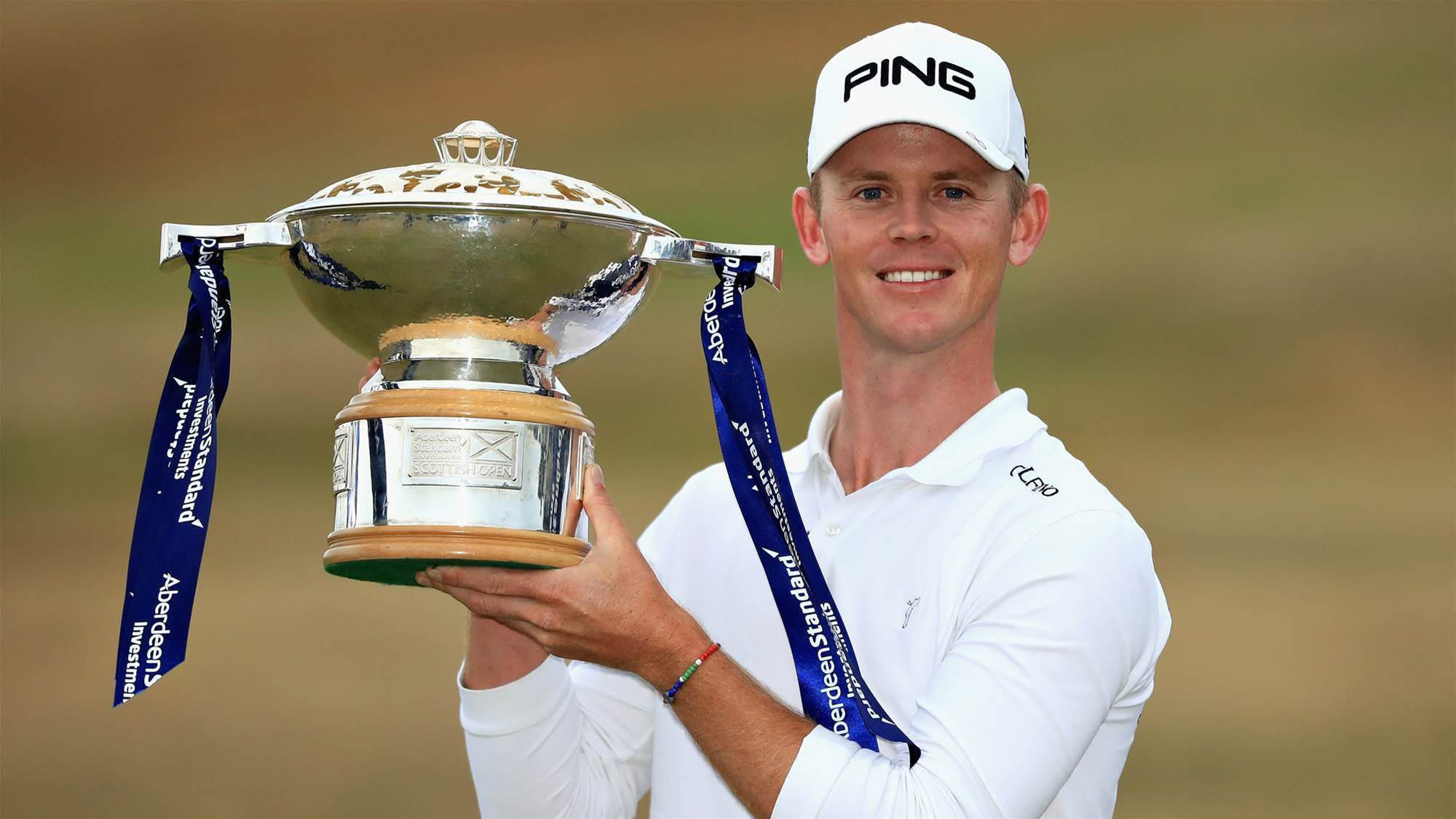 Stone fires 60 to win Scottish Open