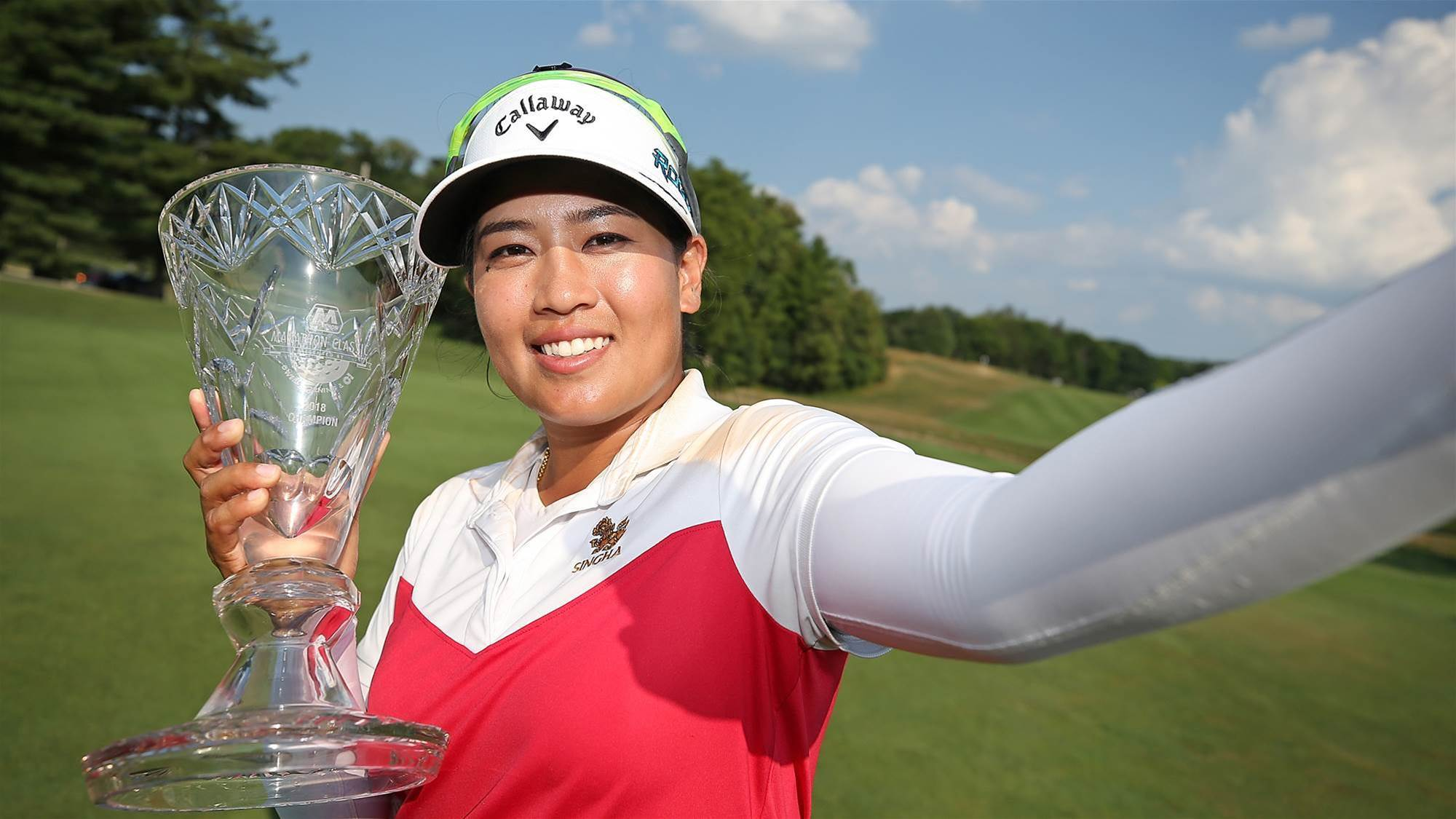 LPGA Tour: Suwannapura breaks through at the Marathon Classic