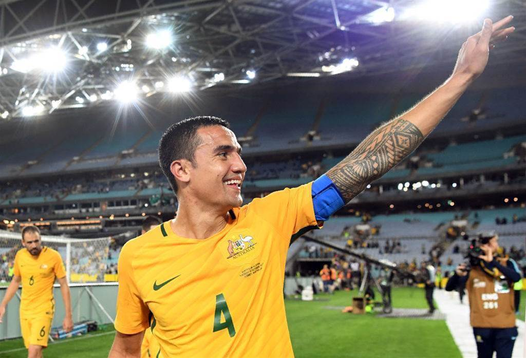 Tim Cahill confirms international retirement
