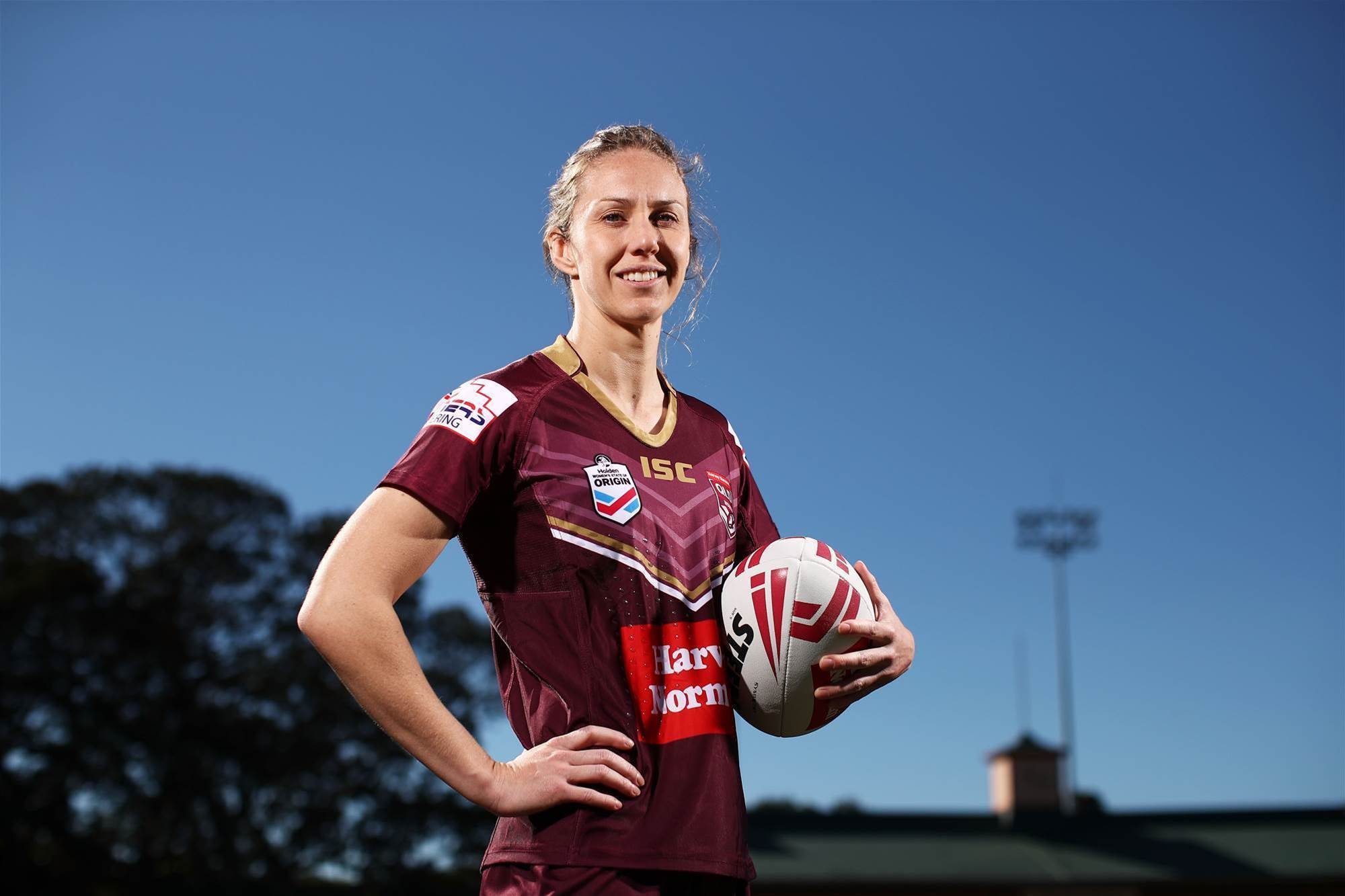 Brown confident for WNRL season after breaking jaw