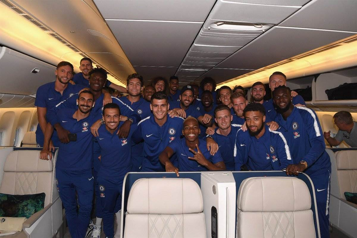 World Cup stars absent as Chelsea confirms Australia squad