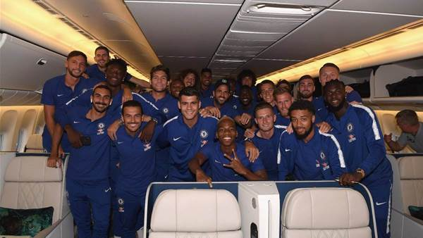 World Cup stars absent as Chelsea confirms squad for Australia trip