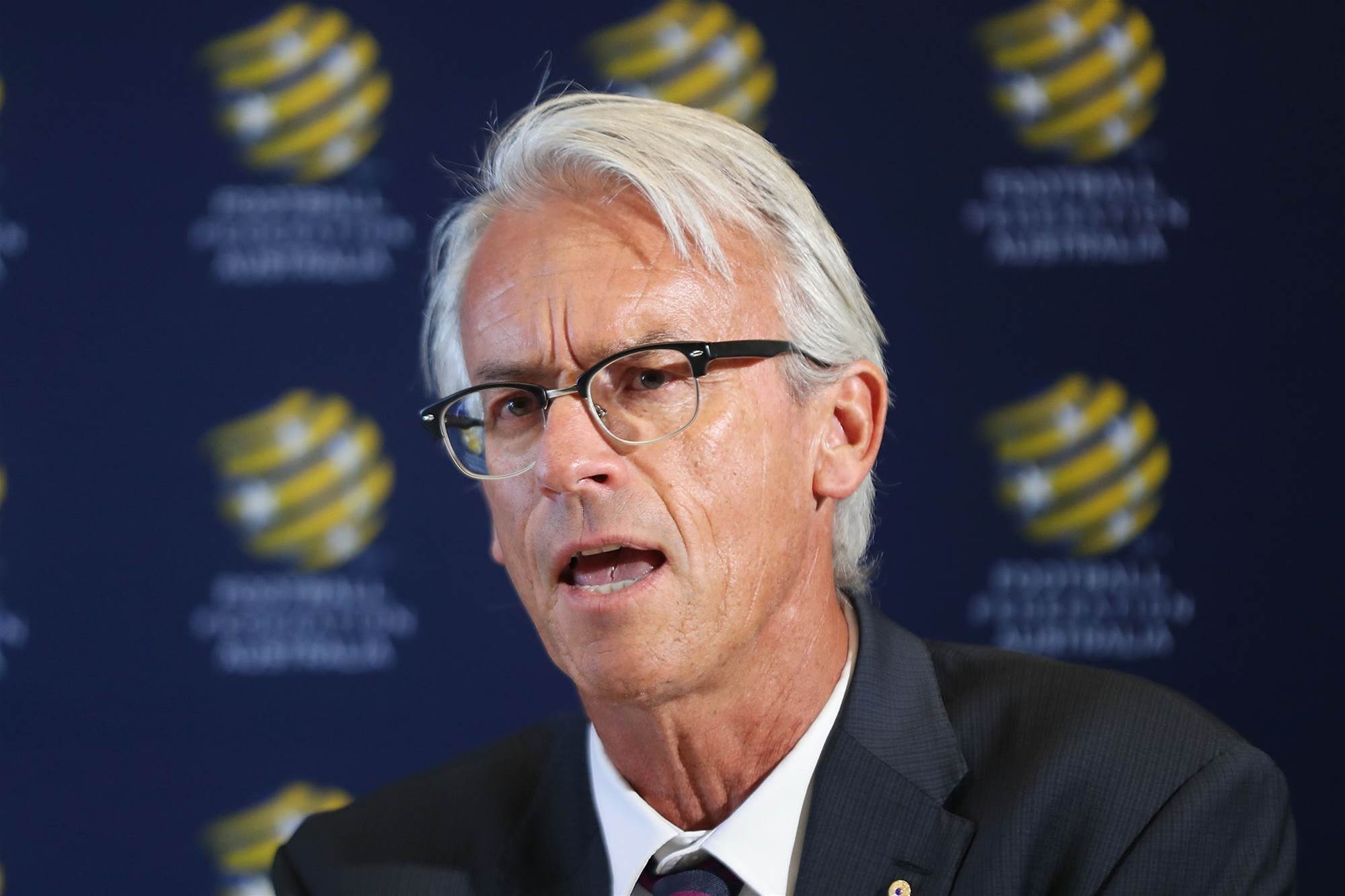 FFA announces major Senior Management changes
