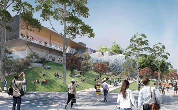 Apple unveils redesigned store for Melbourne's Federation Square