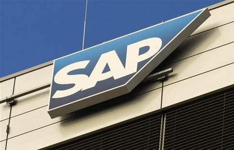 SAP cloud software sales up 30 percent