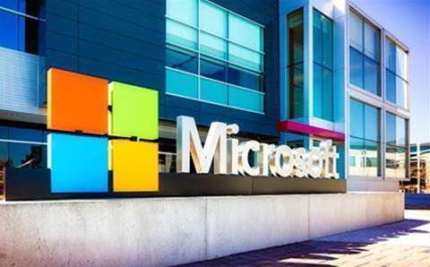 Microsoft's share price hits all-time high after bumper results