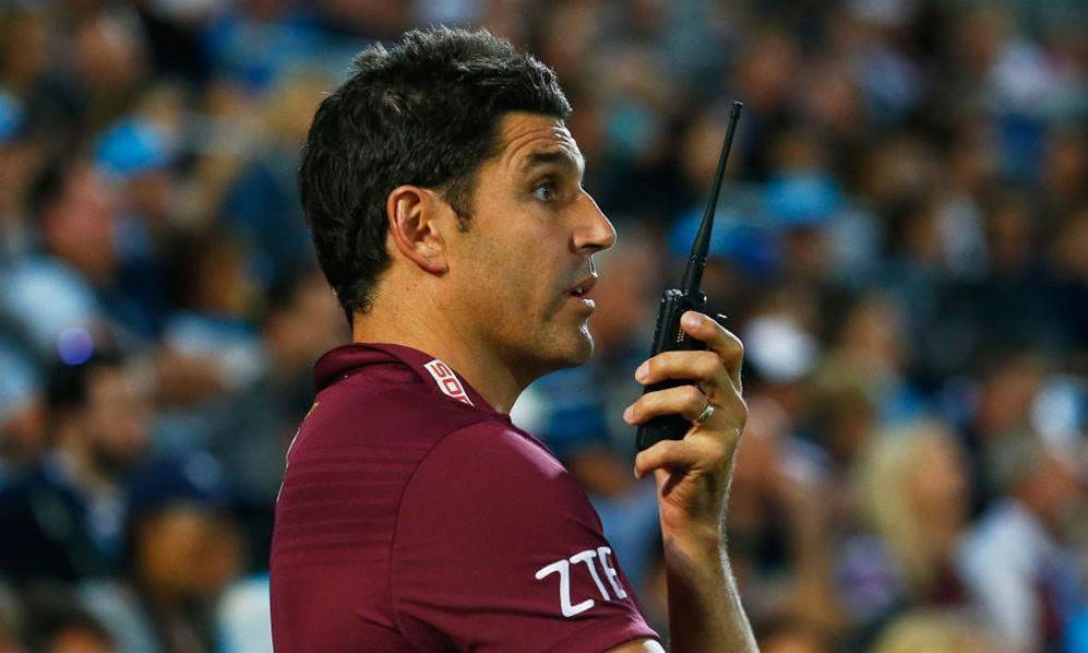 Blaming Trent Barrett won't fix Manly's malaise