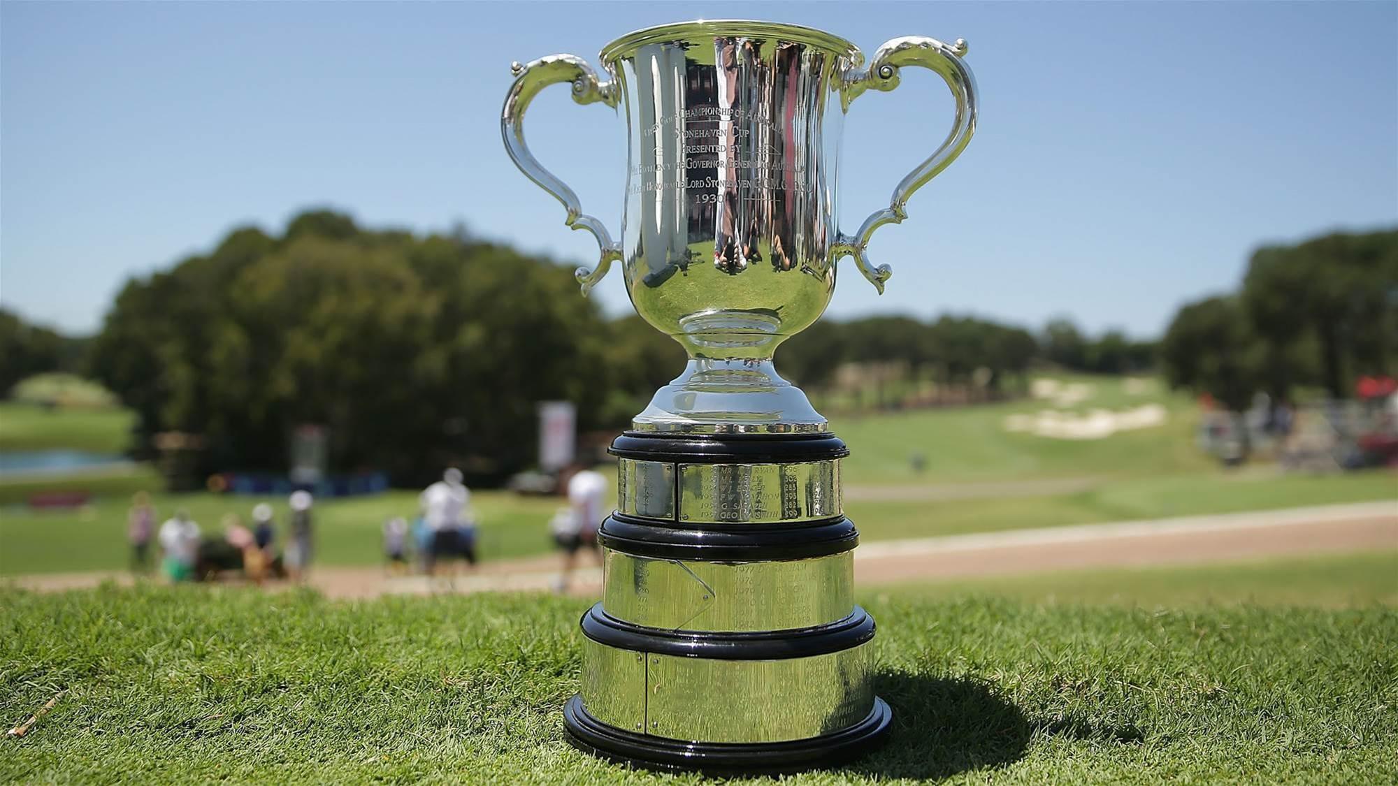 Golf superstars set to return to Australia