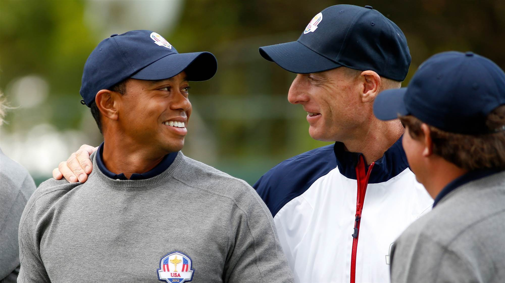 Furyk unsure of Woods recall for Ryder Cup