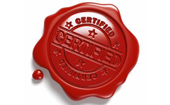 Poll result: Vendor certifications are...