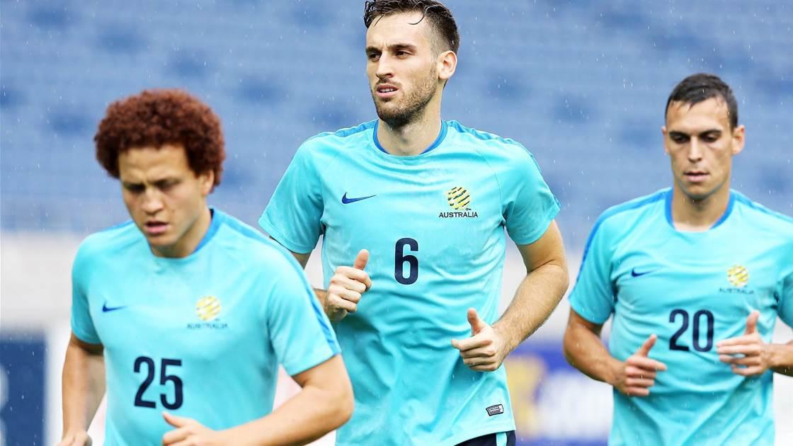 Glory hopeful on Spiranovic and Mrcela fitness