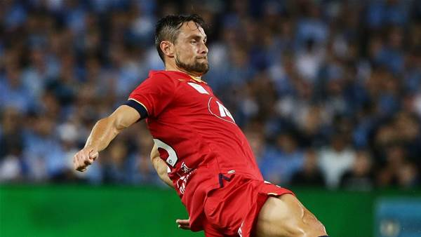 Former Socceroo James Holland nets in Europa League