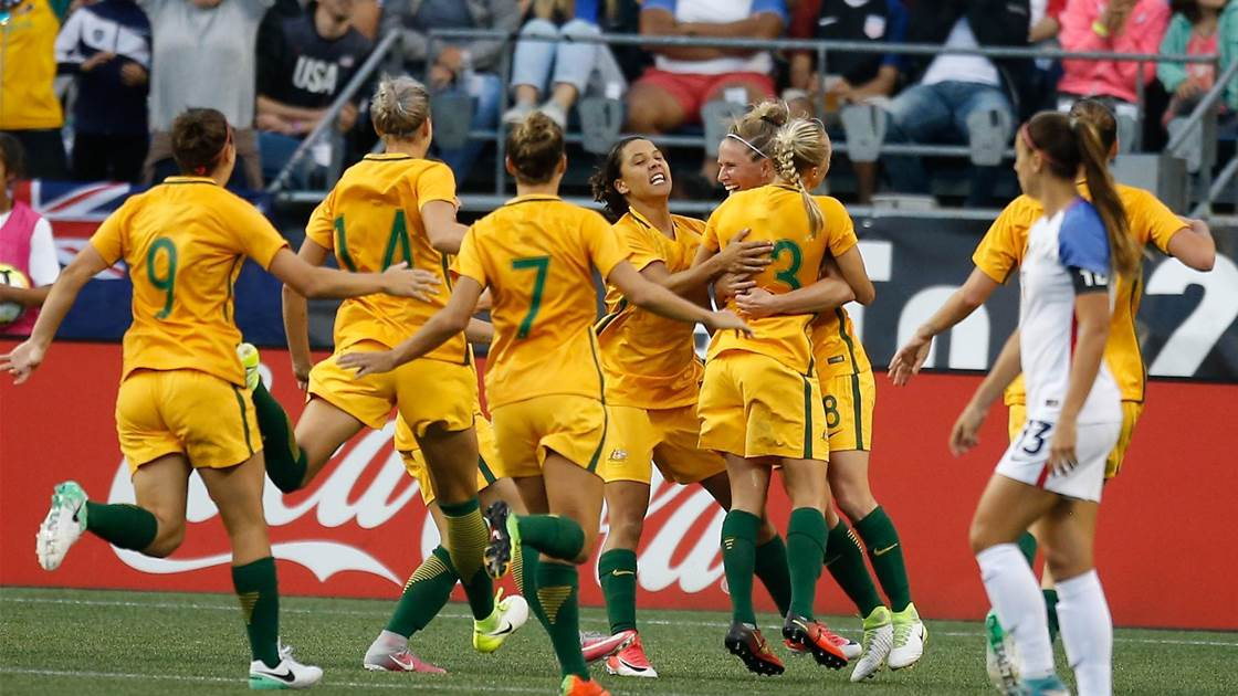 ToN Preview: USA v Matildas