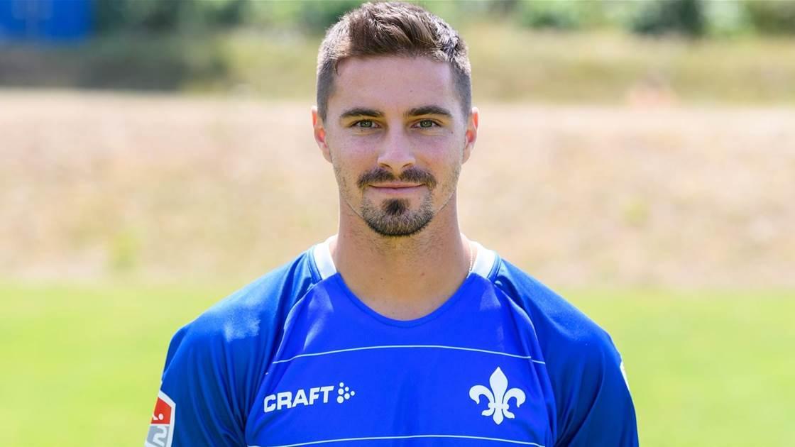 Maclaren scores to boost Darmstadt first-team hopes