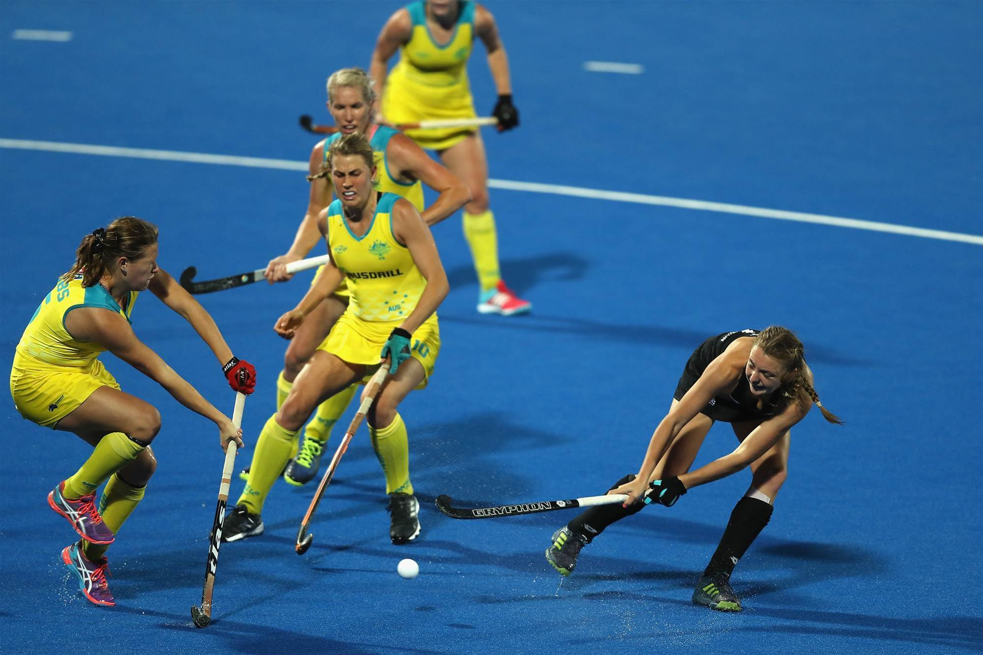 Hockeyroos into Quarter-finals