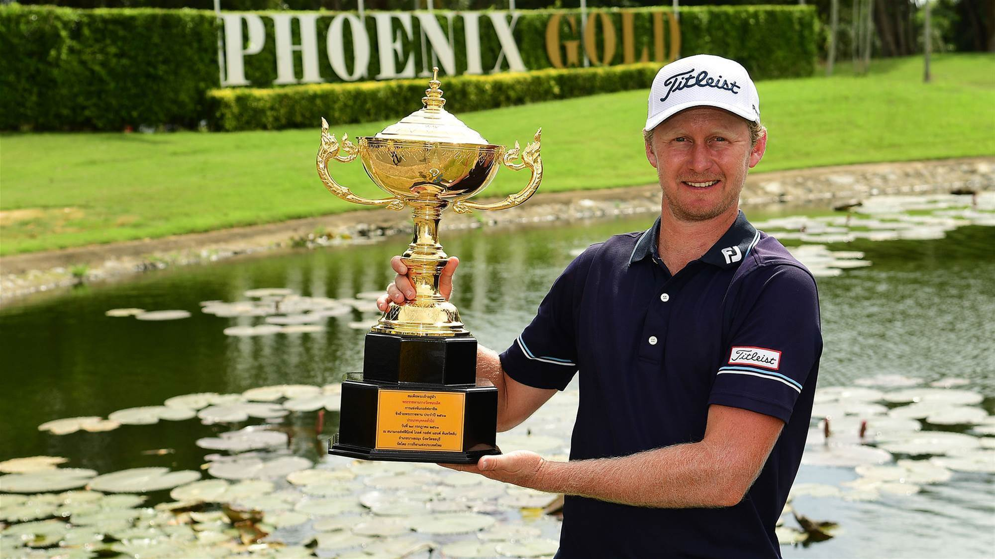 ASIAN TOUR: Jake McLeod finishes runner-up to red-hot Harding