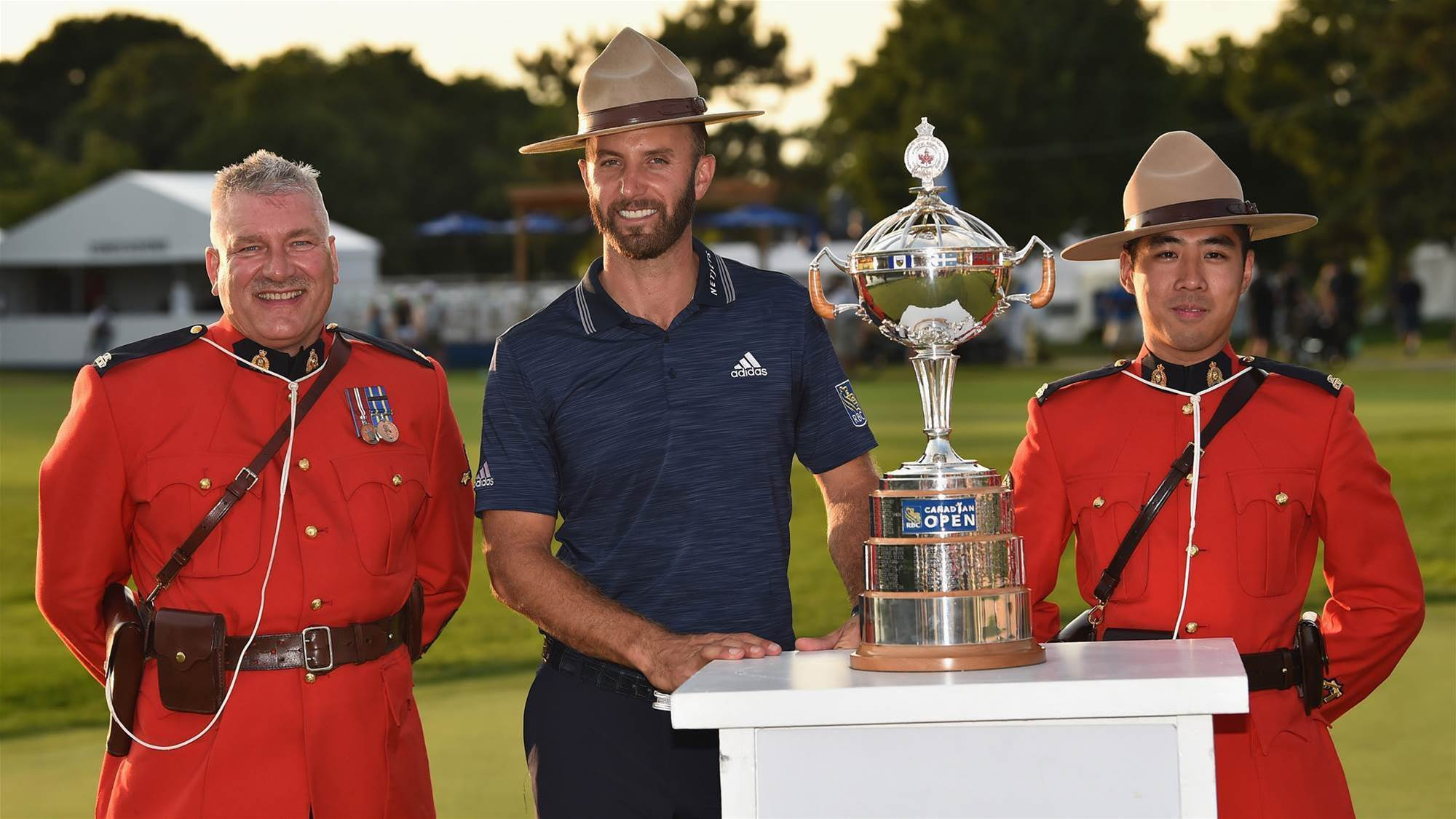 DJ romps to Canadian Open win
