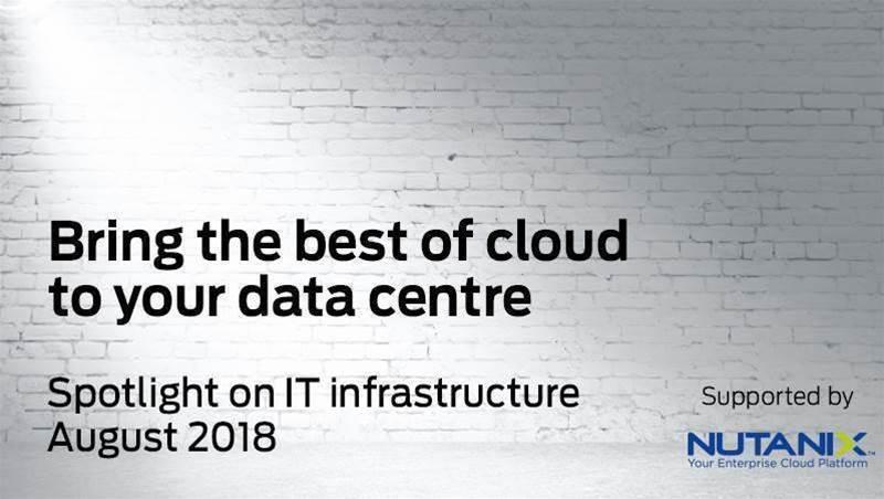 Spotlight on IT Infrastructure