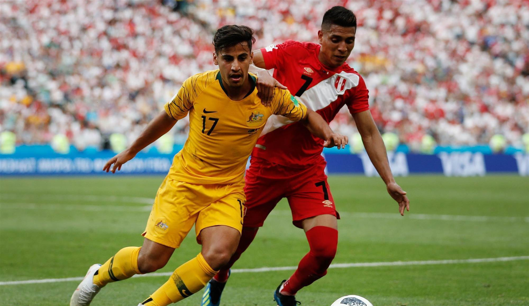 Arzani closer to Celtic loan deal - reports