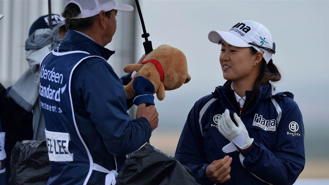 Minjee Lee primed for British Open tilt