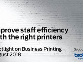 Spotlight on Business Printing
