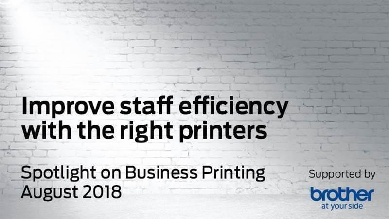Spotlight on Business Printing