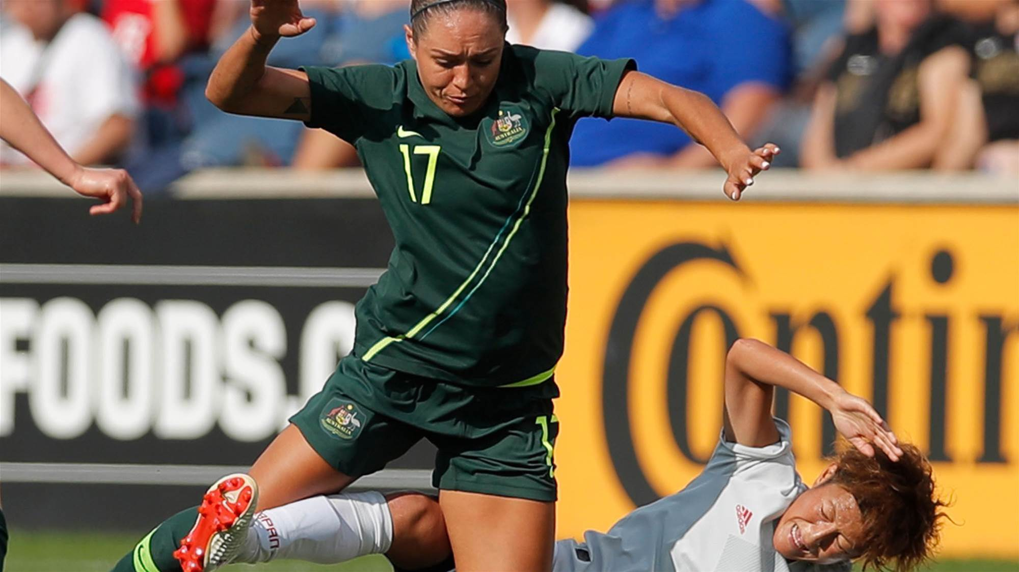 Matildas have their revenge