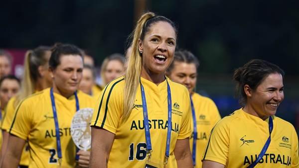 Mixed Results for Aussie Spirit