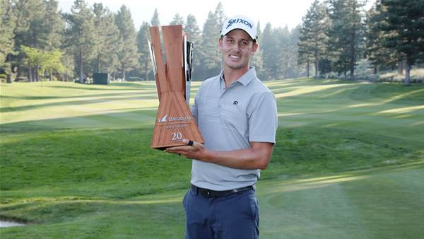 Putnam wins Barracuda for maiden PGA title