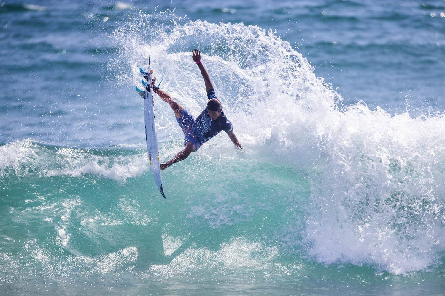 Igarashi grabs two from two at the US Open
