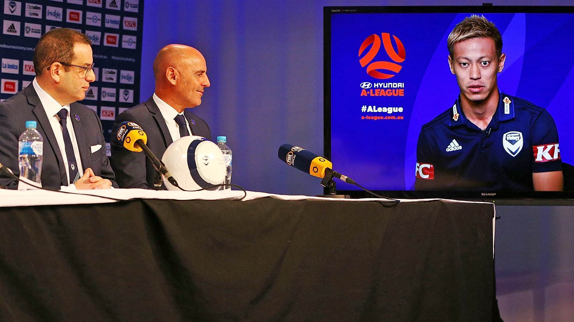 Kevin Muscat: There's more where Keisuke Honda came from...