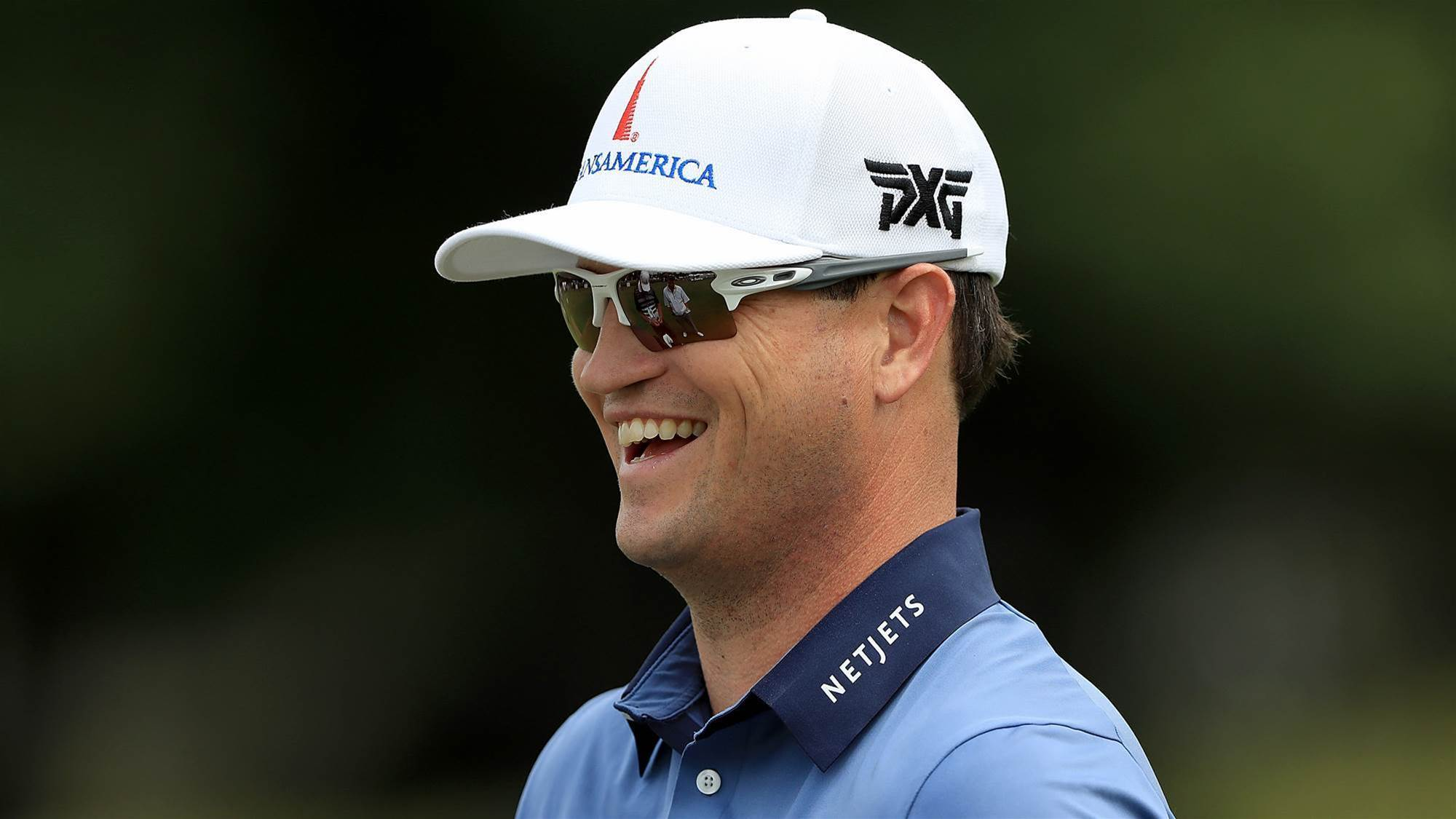 Zach Johnson lines up twice at US PGA