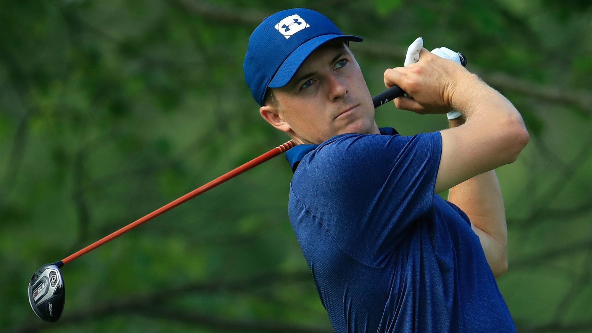 Struggling Spieth seeks Career Grand Slam glory
