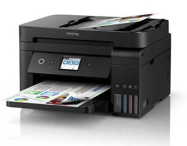 Epson EcoTank printers provide low running costs for remote workers
