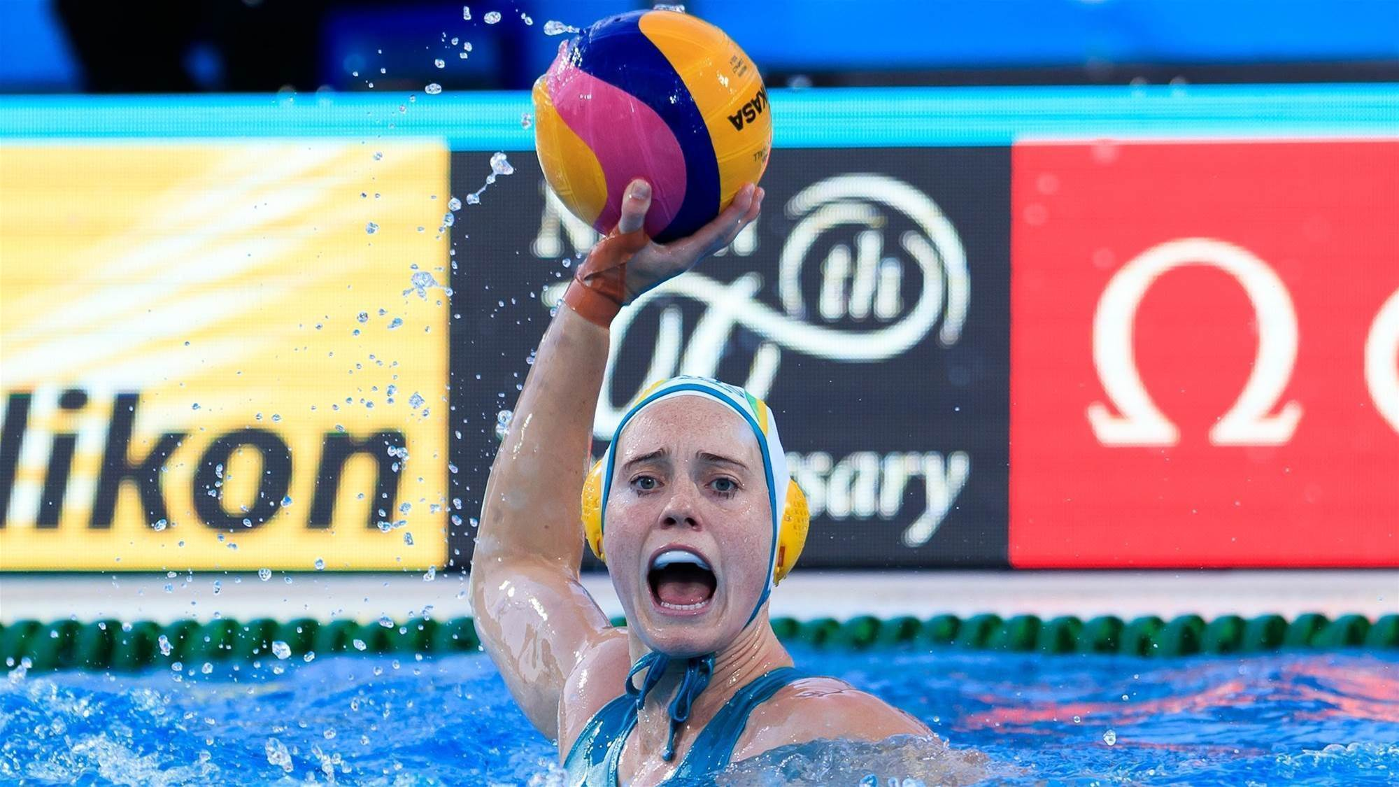 Hannah Buckling aiming for 2nd Olympics
