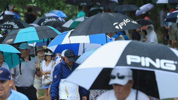 PGA calm before the storm
