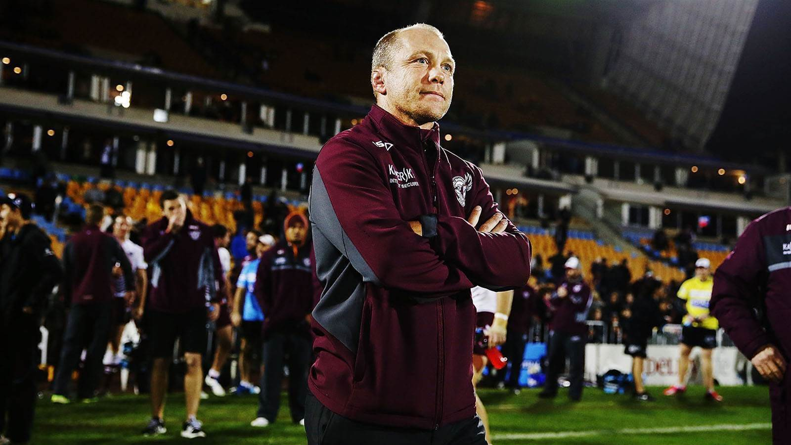 Toovey: I'd go back to Manly