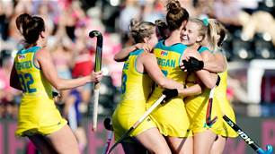 Hockeyroos Turn Focus To Olympics With Japan Four Nations