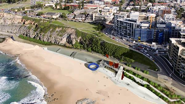 Another Newcastle Wave Put On Endangered List