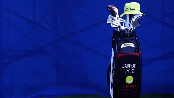Wyndham Championship pays tribute to Jarrod Lyle