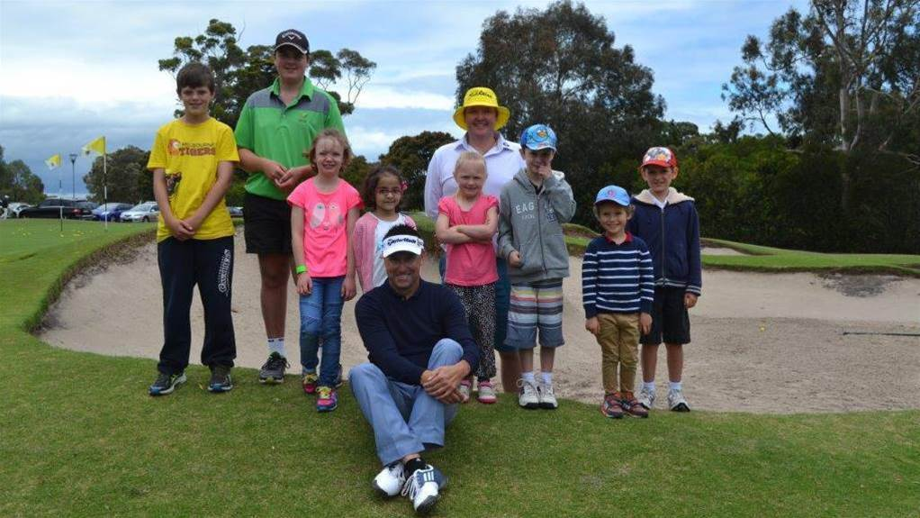 The 2018 Challenge Allenby Golf Day: Honouring Jarrod Lyle