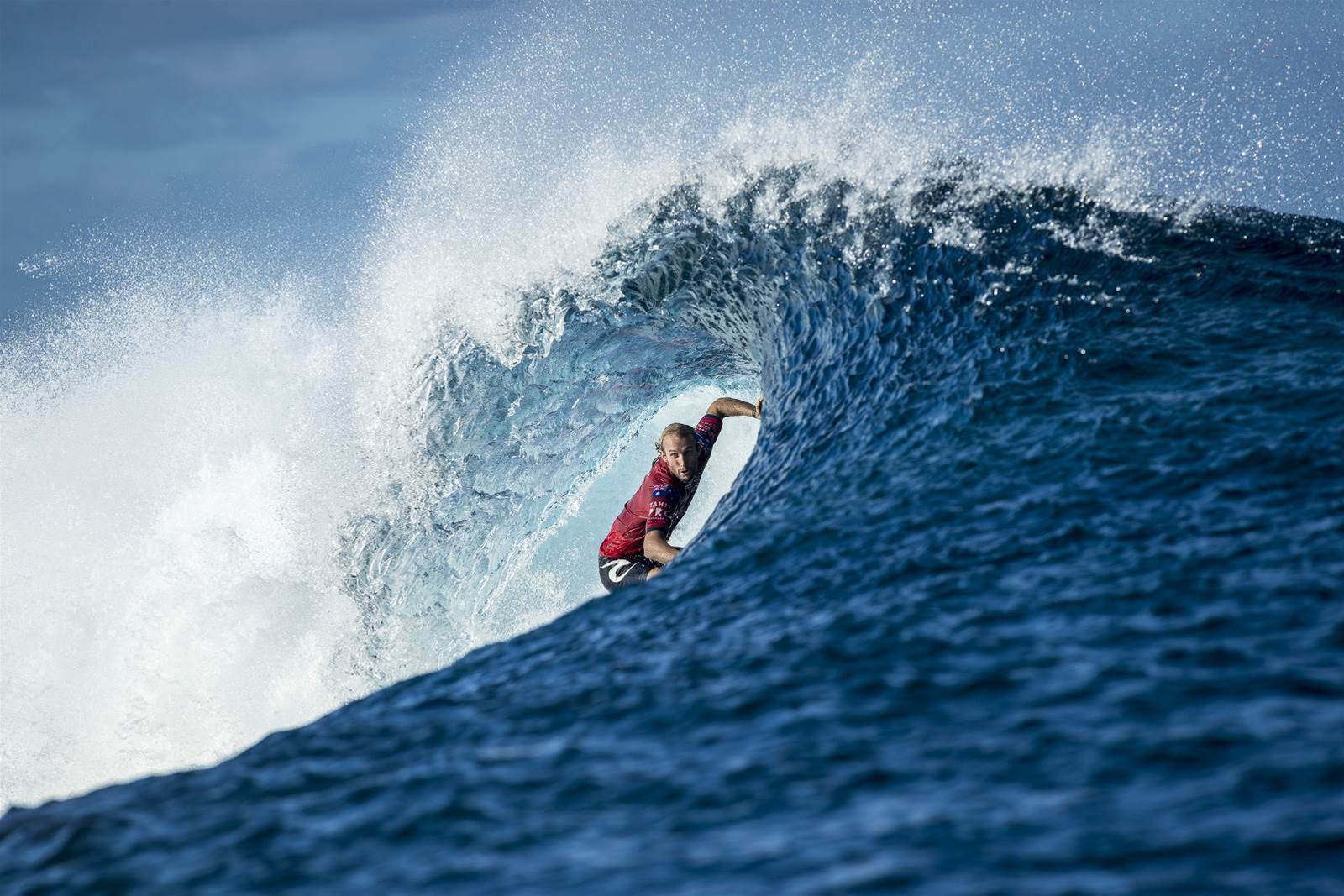 Questions Answered At The Tahiti Pro Teahupo'o